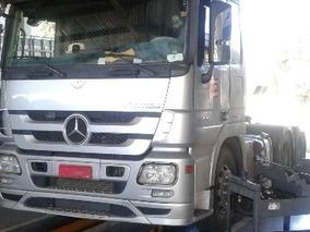 Mercedes-bens 2546 6x2 Ano 2011/2011 Teto Alto Completo