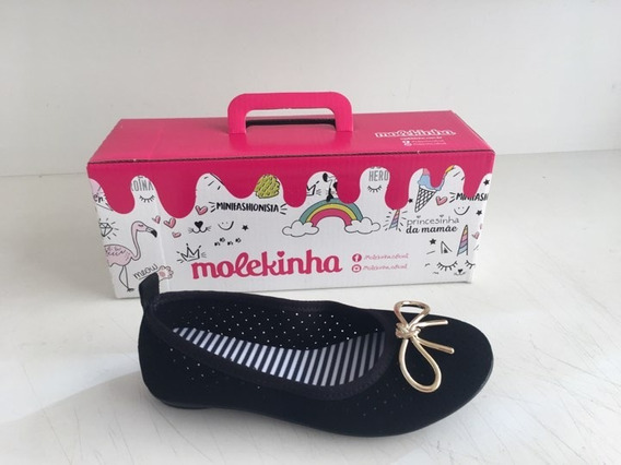 Sapatilha Infantil Molekinha Ref-2502.336