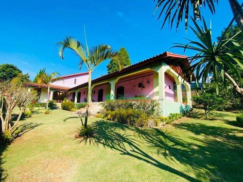 Imagem 1 de 30 de Casa Com 3 Dormitórios À Venda, 280 M² Por R$ 920.000,00 - Chácara Rincão - Cotia/sp - Ca6066