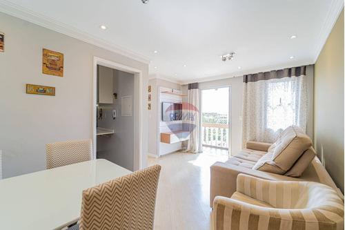 Imagem 1 de 21 de Apartamento À Venda Com 2 Quartos Por R$ 240 Mil - Ap0120