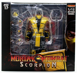 Storm Collectibles Scorpion Mortal Kombat 3