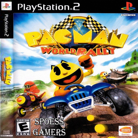 Pac-man World Rally Ps2 Patch . Me