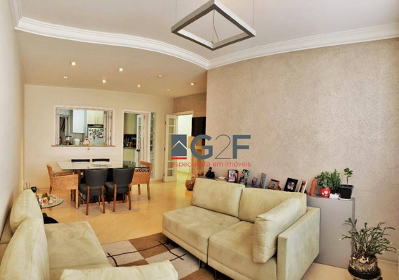 Apartamento Com 4 Dormitórios À Venda, 114 M² - Centro - Campinas/sp - Ap7598