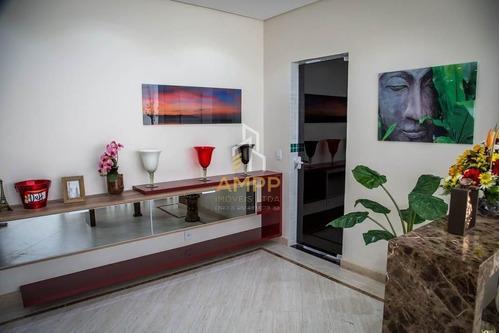 Apartamentos - .cobertura - Condomínio Monte Serrat              - 1161