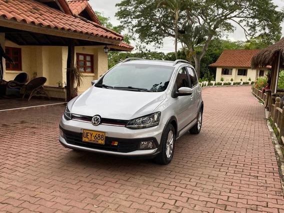 Volkswagen Crossfox Automática