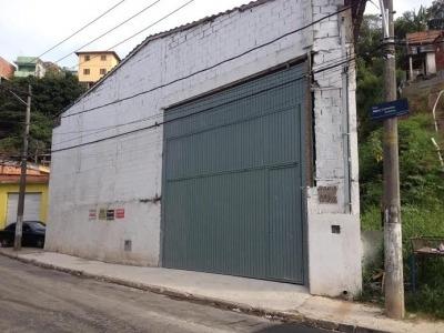 Ref.: 3033 - Galpao Em Taboão Da Serra Para Venda - V3033