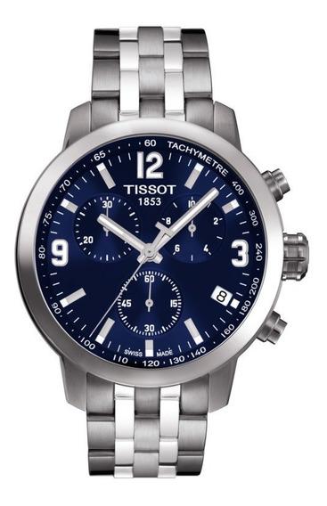 Reloj Tissot T0554171104700 Para Caballero Ext De Acero