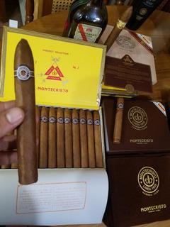Tabaco Habano Montecristo No.2