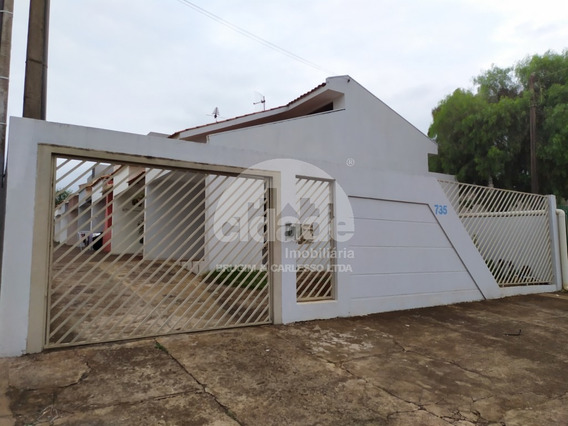 Casa Residencial Para Alugar - 03883.001