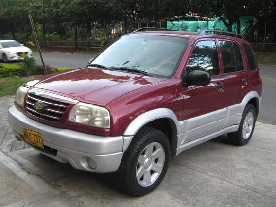 Chevrolet Grand Vitara Automática 4x4. Full Equipo. 2004