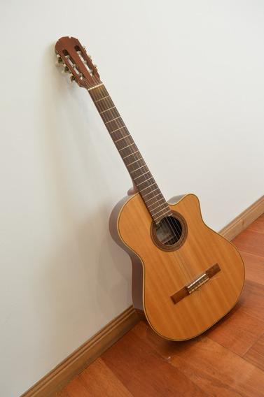 Guitarra Fonseca Kec 40 - Leer Bien!! Reparada