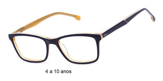 Armação Infantil Oculos Ogrife Og 1128-i Tamanho P Original