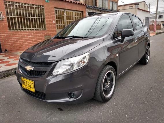 Chevrolet Sail Ls 1400cc Aa