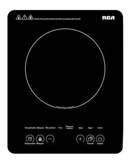 Parrilla eléctrica RCA RC-12A3 negro