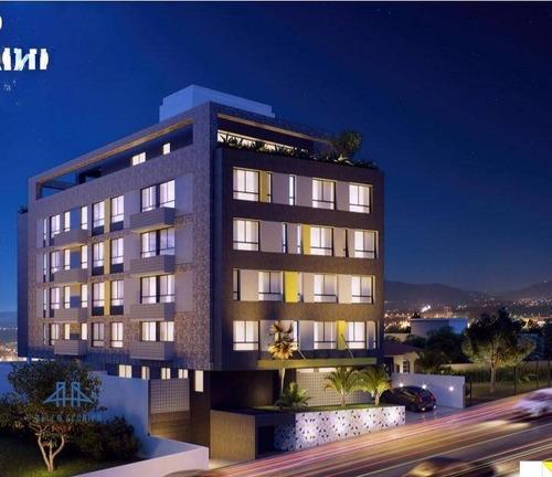 Imagem 1 de 7 de Apartamento Com 1 Dormitório À Venda, 50 M² Por R$ 523.700,00 - Trindade - Florianópolis/sc - Ap3042