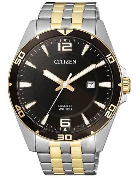 Relógio Citizen Masculino Prata Tz31463p Misto
