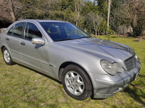 Mercedes Benz C220 Cdi Classic 2000