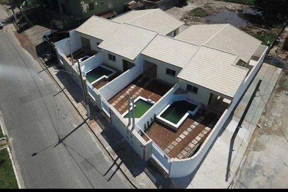 Casa Com Piscina 2 Dorm- Ref- Ca05