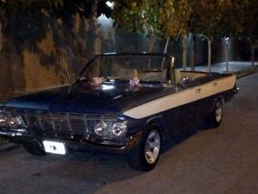 Vendo Permuto Chevrolet Impala 1961 S/s