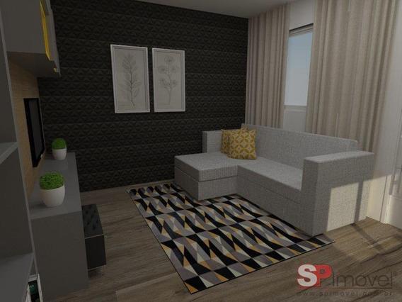 Apartamento Para Venda Por R$369.000,00 - Bela Vista, Santo André / Sp - Bdi17222