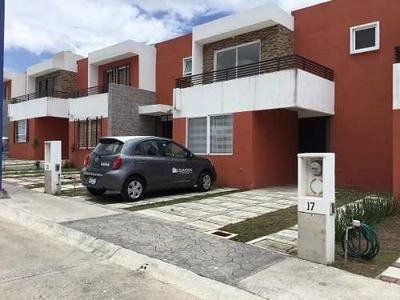 Casa Renta En Fraccionamiento Pradera Xalapa