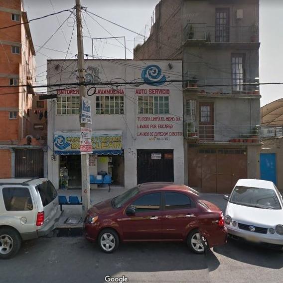 Casa Con Local En Venta Col Doctores De Remate Cdmx