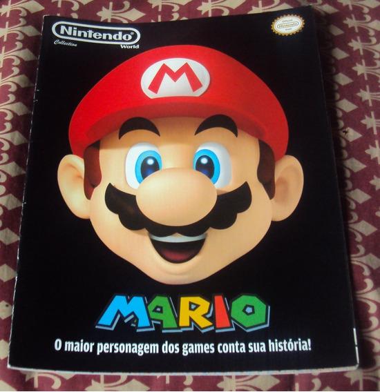 Revista Nintendo World Collection - Ed. Nº 2 - Mario