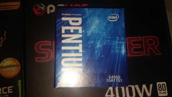Processador Intel G4560 + Placa Mae B150 Mortar Msi