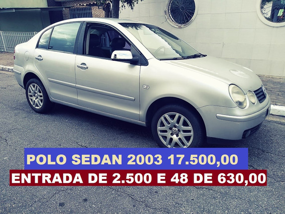 Vw Polo Sedan Com Financiamneto Sem Score