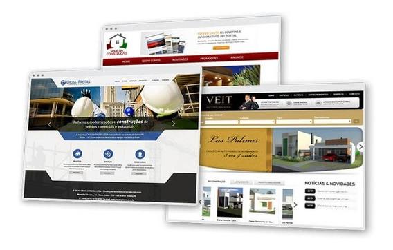 Sites Para Construtoras