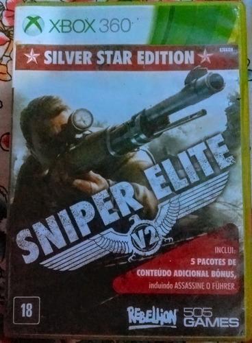 Sniper Elite V2 Xbox 360 Mídia Física