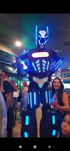 Robôtron Gigante Anima Festa Locação