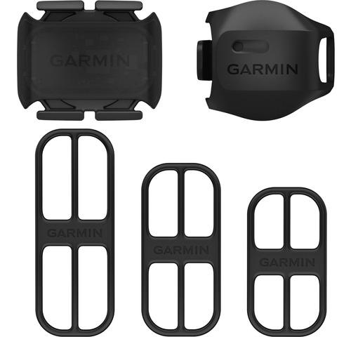 Kit Sensores Garmin Cadencia Velocidade 2 Ant+ Bluetooth Le