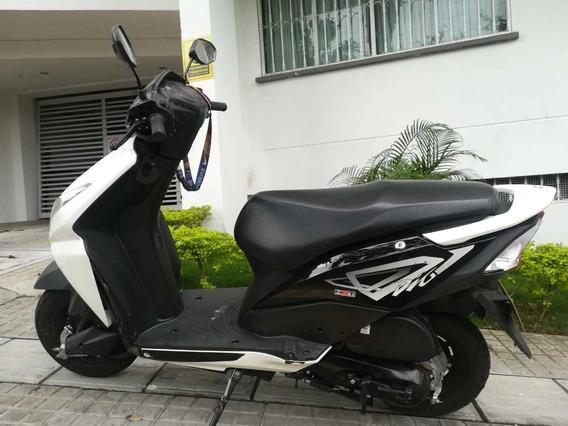 Honda Dio 110cc Blanca