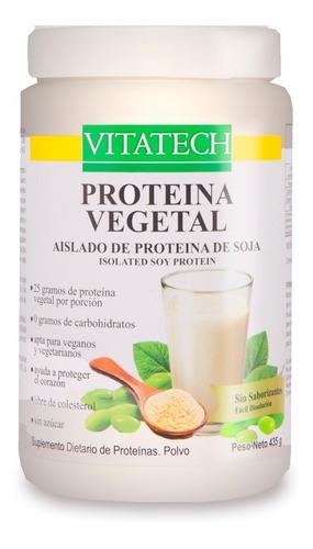 Proteína Vegetal Vita Tech Apta Veganos Y Vegetarianos Proteína Vegetal En Alta Concentración