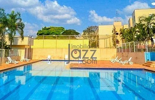 Apartamento Com 2 Dormitórios À Venda, 96 M² Por R$ 215.000,00 - Jardim García - Campinas/sp - Ap5042