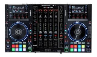 Controlador Dj Profesional Denon Mcx8000 4 Canales Mixer
