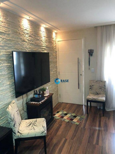 Linda Casa Com 3 Dormitórios À Venda, 110 M² Por R$  - Socorro - São Paulo/sp - Ca2291