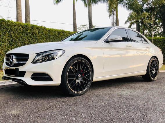 Mercedes-benz Classe C 1.6 Turbo 4p 2015