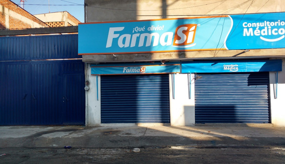 Inmueble Comercial En Venta., Ecatepec De Morelos, Edomex