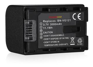 Bateria Pila Jvc Bn-vg121 Bnvg121 Vg121 Reemplaza Vg107 114