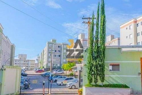 Imagem 1 de 20 de Apartamento Com 2 Dormitórios À Venda, 47 M² Por R$ 180.000,00 - Loteamento Parque São Martinho - Campinas/sp - Ap7084