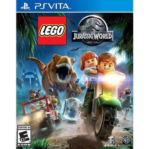 Psvita Lego Jurassic World Novo Lacrado