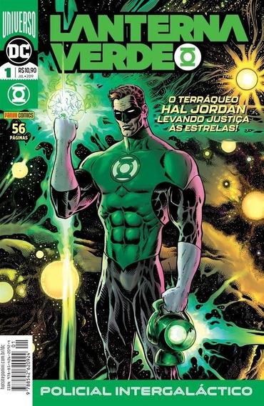 Lanterna Verde: Universo Dc - 1 - Policial Intergalático
