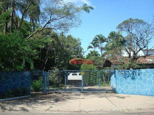 Galpão Industrial À Venda, Jardim Jóckei Club A, São Carlos. - Ga0008