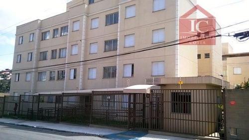 Apartamento Residencial À Venda, Jardim Rosalina, Cotia. - Ap0173