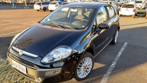 Fiat Punto Essence 1.6 Flex Automático