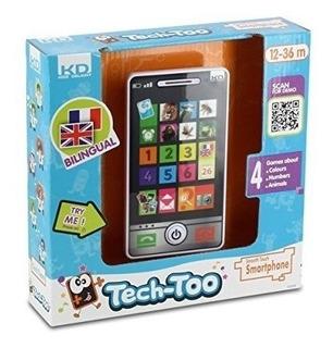 Tech Too S12550 Play Smartphone De Kd Toys