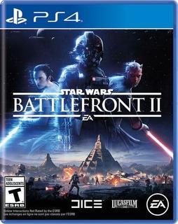 Star Wars Battlefront 1 Y 2 Ps4