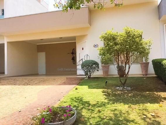 Paulínia Campos Do Conde Térrea 3 Suítes Escritório Cozinha Planejada Espaço Gourmet E Spa - Ca00162 - 33696165